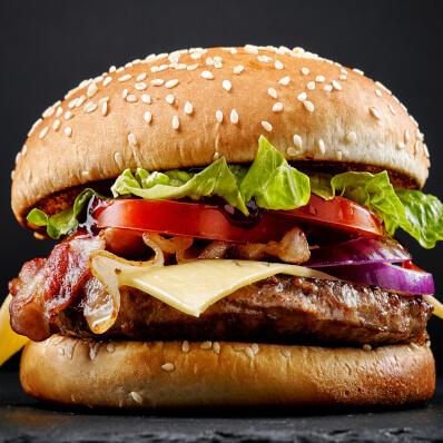 Big Al's Beef Burger