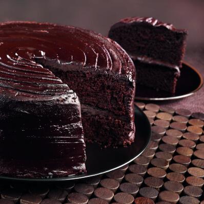 Alabama Fudge Cake Gluten Free