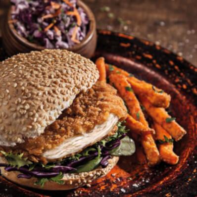 Homestyle Breaded Chicken Fillet