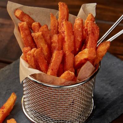 McCain Sweet Potato Fries Signatures - Nicol Hughes Foodservice