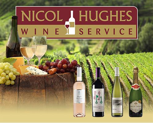 Nicol Hughes Wine Service