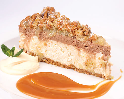 Gooseberry Toffee Crunch