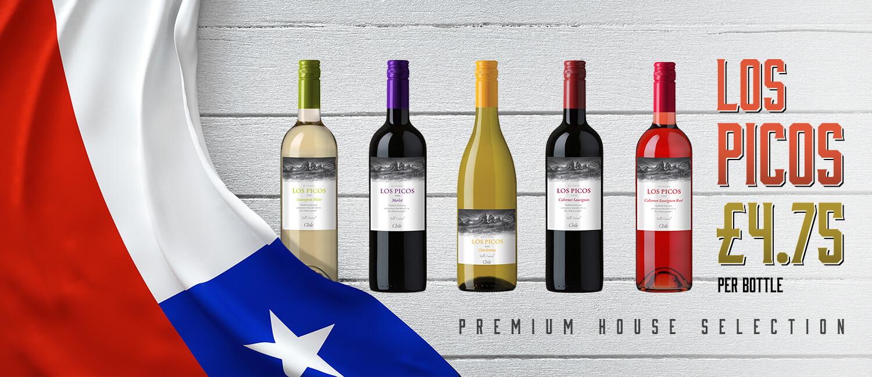 Los Picos Wine Offer